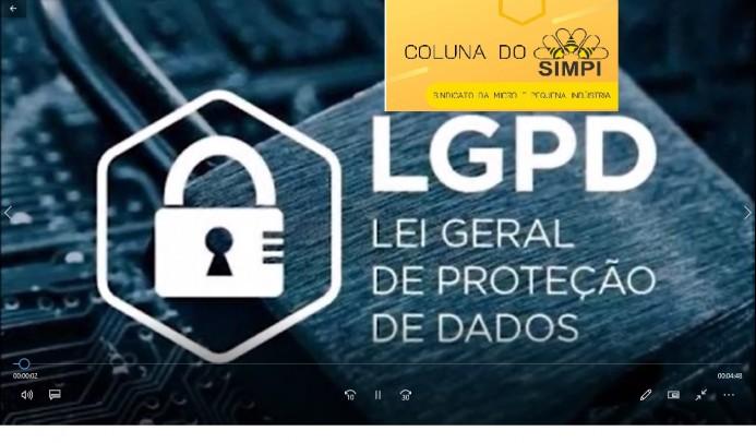 Privacidade e a Lei de Proteção de Dados